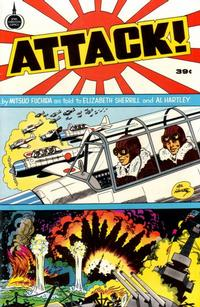 Cover Thumbnail for Attack! (Fleming H. Revell Company, 1975 series)  [39-Cent Variant]