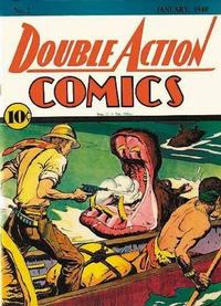 Cover Thumbnail for Double Action Comics (DC, 1940 series) #2