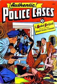 Cover Thumbnail for Authentic Police Cases (St. John, 1948 series) #7