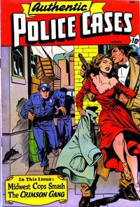 Cover Thumbnail for Authentic Police Cases (St. John, 1948 series) #10