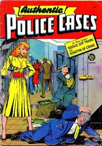 Cover Thumbnail for Authentic Police Cases (St. John, 1948 series) #11