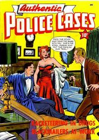 Cover Thumbnail for Authentic Police Cases (St. John, 1948 series) #15