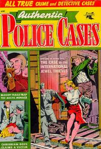 Cover Thumbnail for Authentic Police Cases (St. John, 1948 series) #34