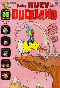 Cover Thumbnail for Baby Huey in Duckland (Harvey, 1962 series) #3