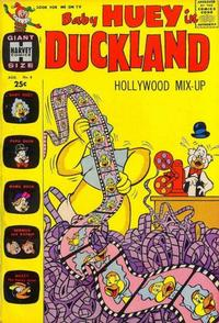Cover Thumbnail for Baby Huey in Duckland (Harvey, 1962 series) #4