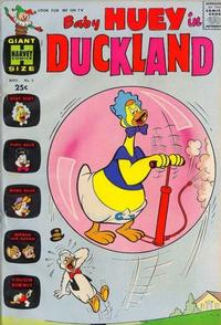 Cover Thumbnail for Baby Huey in Duckland (Harvey, 1962 series) #5