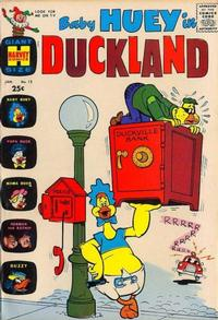 Cover Thumbnail for Baby Huey in Duckland (Harvey, 1962 series) #12