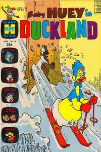 Cover Thumbnail for Baby Huey in Duckland (Harvey, 1962 series) #13