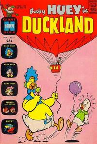 Cover Thumbnail for Baby Huey in Duckland (Harvey, 1962 series) #15