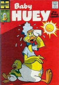 Cover Thumbnail for Baby Huey, the Baby Giant (Harvey, 1956 series) #10