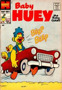 Cover Thumbnail for Baby Huey, the Baby Giant (Harvey, 1956 series) #17