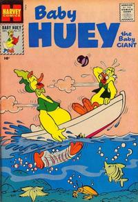 Cover Thumbnail for Baby Huey, the Baby Giant (Harvey, 1956 series) #21