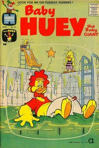Cover Thumbnail for Baby Huey, the Baby Giant (Harvey, 1956 series) #23