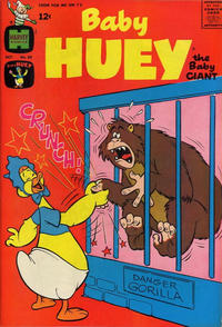 Cover Thumbnail for Baby Huey, the Baby Giant (Harvey, 1956 series) #60