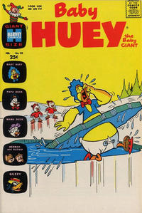 Cover Thumbnail for Baby Huey, the Baby Giant (Harvey, 1956 series) #93
