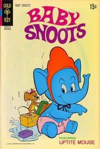 Cover Thumbnail for Baby Snoots (Western, 1970 series) #2