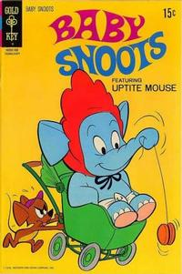 Cover Thumbnail for Baby Snoots (Western, 1970 series) #3