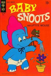 Cover Thumbnail for Baby Snoots (Western, 1970 series) #4