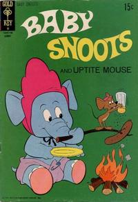Cover for Baby Snoots (Western, 1970 series) #5