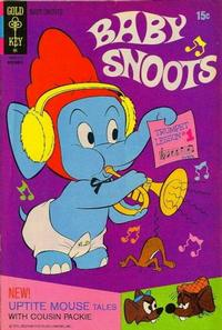 Cover Thumbnail for Baby Snoots (Western, 1970 series) #6
