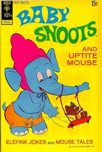 Cover Thumbnail for Baby Snoots (Western, 1970 series) #10 [Gold Key]