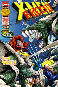 Cover for X-Men vs. The Brood (Marvel, 1996 series) #2