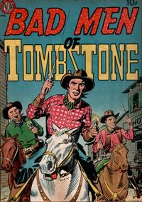 Cover Thumbnail for Badmen of Tombstone (Avon, 1950 series)