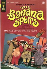 Cover Thumbnail for Hanna-Barbera the Banana Splits (Western, 1969 series) #1