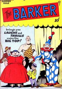 Cover Thumbnail for The Barker (Quality Comics, 1946 series) #4