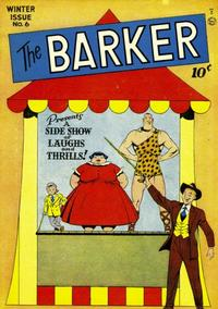 Cover Thumbnail for The Barker (Quality Comics, 1946 series) #6