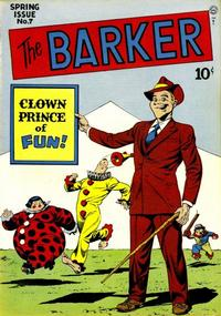 Cover Thumbnail for The Barker (Quality Comics, 1946 series) #7
