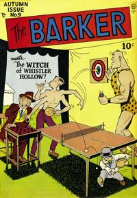 Cover Thumbnail for The Barker (Quality Comics, 1946 series) #9