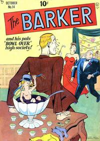 Cover Thumbnail for The Barker (Quality Comics, 1946 series) #14