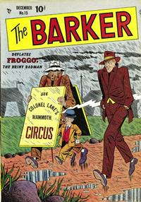 Cover Thumbnail for The Barker (Quality Comics, 1946 series) #15