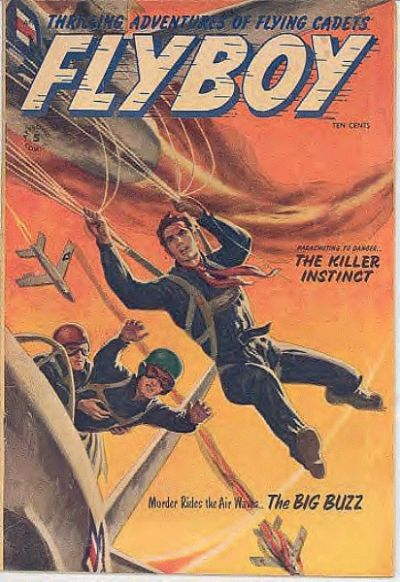 Cover for Approved Comics (St. John, 1954 series) #5