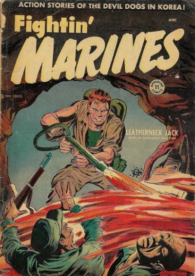 Cover for Approved Comics (St. John, 1954 series) #11