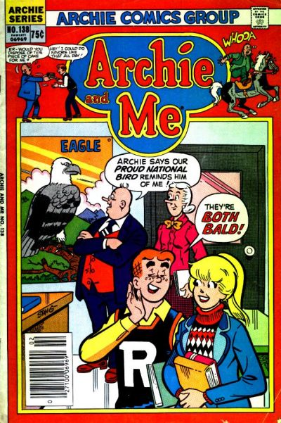 Cover for Archie and Me (Archie, 1964 series) #138 [Canadian]