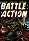 Cover for Battle Action (Marvel, 1952 series) #3