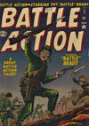 Cover for Battle Action (Marvel, 1952 series) #5