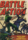 Cover for Battle Action (Marvel, 1952 series) #6