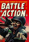 Cover for Battle Action (Marvel, 1952 series) #8