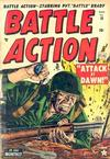 Cover for Battle Action (Marvel, 1952 series) #10