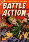 Cover for Battle Action (Marvel, 1952 series) #12