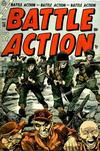 Cover for Battle Action (Marvel, 1952 series) #13