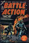 Cover for Battle Action (Marvel, 1952 series) #15
