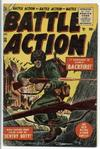 Cover for Battle Action (Marvel, 1952 series) #20