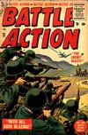 Cover for Battle Action (Marvel, 1952 series) #21