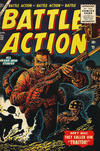 Cover for Battle Action (Marvel, 1952 series) #22