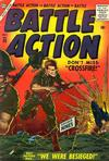 Cover for Battle Action (Marvel, 1952 series) #25