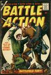 Cover for Battle Action (Marvel, 1952 series) #28